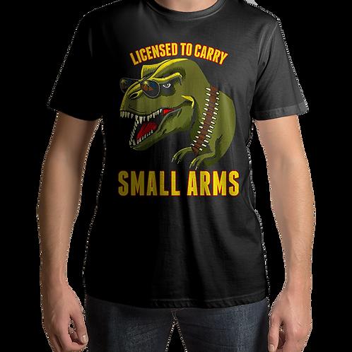 T-Rex Small Arms Jurassic Park