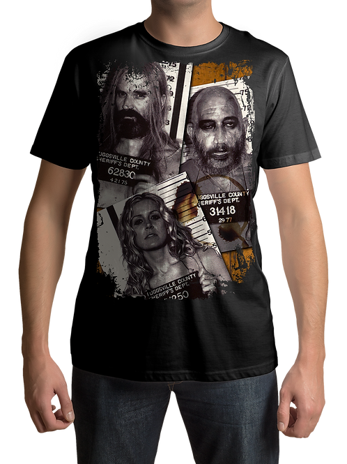 Devils Rejects Mugshots Table