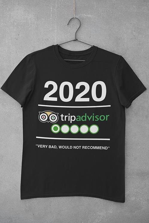 Trip Avisor 2020 - Bad!