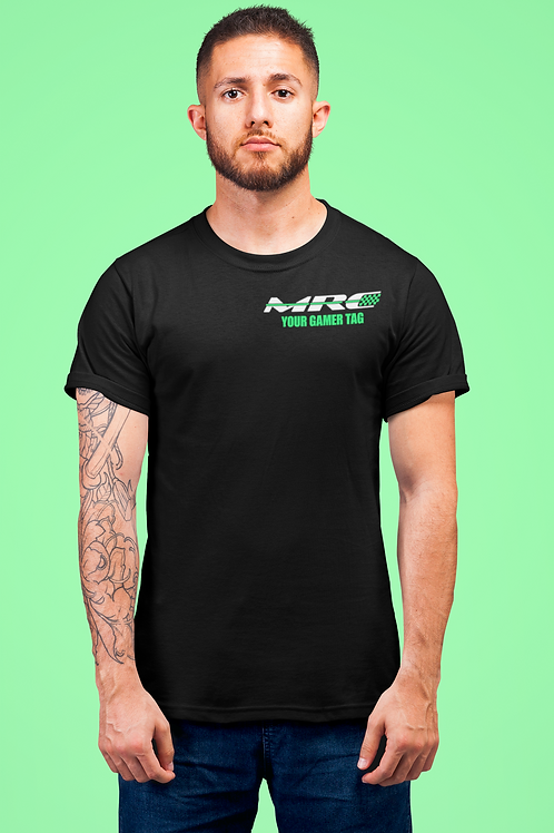 MRC GAMER TAG CUSTOMISABLE TEE