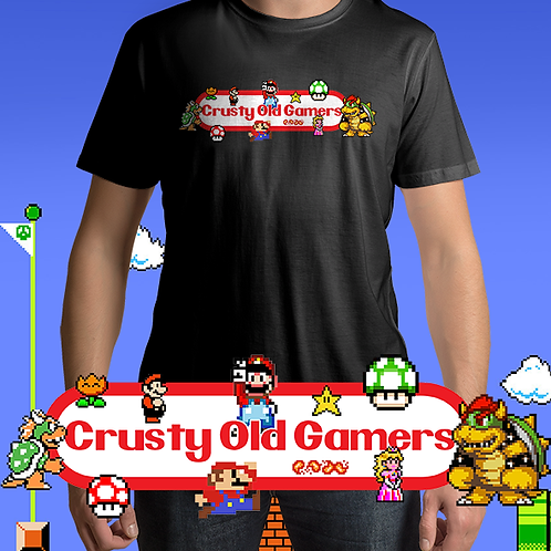 Crusty Old Gamers Nintendo