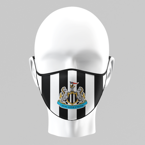 Newcastle United FC Face Mask