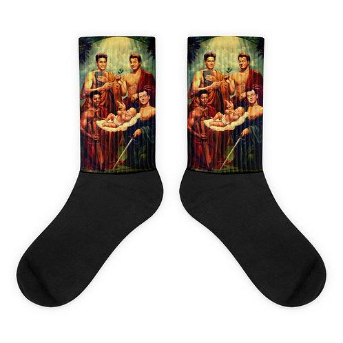 Ghostbusters 2 Socks