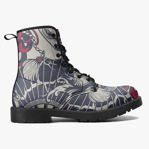Japanese Design Boots