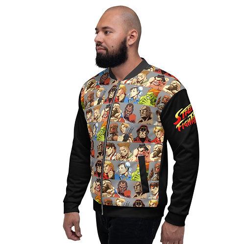 Street Fighter II Bomber Jacket