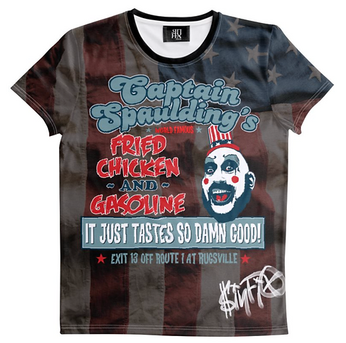 Captain Spauling's Fried Chicken & Gasoline