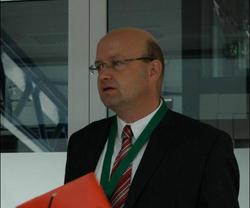 Uwe Hädicke ( Geschäftsführer )