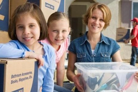 Tips for Moving with Kids During the School Year