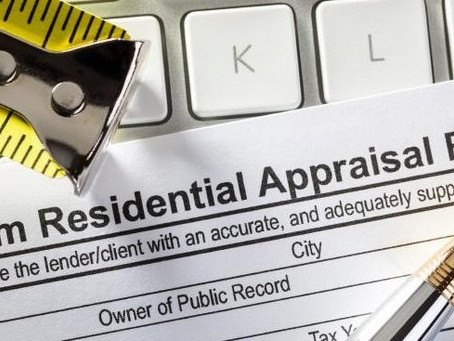 What's An Appraisal and What to Expect