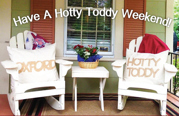 Hotty Toddy Weekend