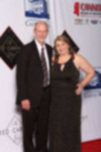 Kay Hightower, Realtor and her husband, Roy