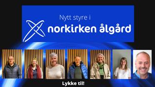Nytt styre i Norkirken Ålgård