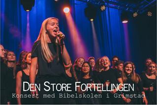 Konsert med Bibelskolen i Grimstad