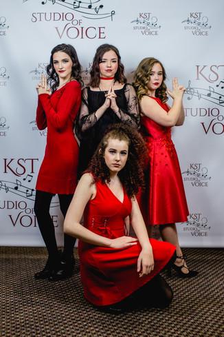 2018 Winter Showcase Red Carpet