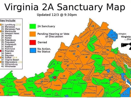 The Virginia Debacle, Summarized (And Why You Should Buy More Guns)