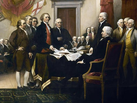 The History of the 4th of July and the Declaration of Independence