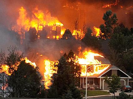 Colorado Wild Fires