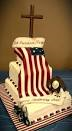 If America was a cake, how would it look?