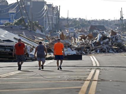 Hurricane Michael, Panama City, FL