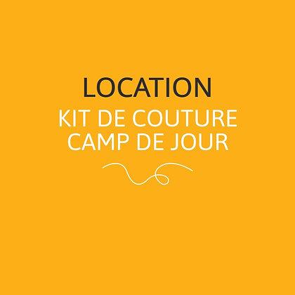 Location kit de couture