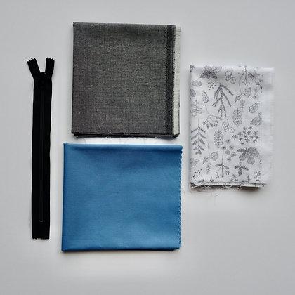 Ensemble - Création de la trousse de couture (feuilles)