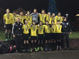 U16 take home Gold : Cranberry Cup 2017