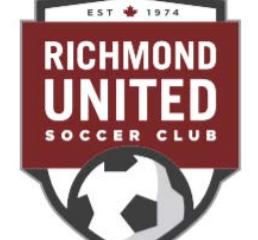 Richmond United Soccer Club announces partnership with MBSOS