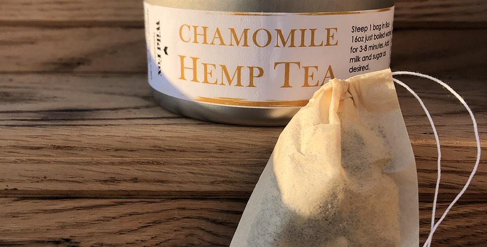 Case (10pc) Chamomile Hemp Tea