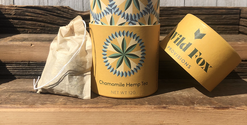 Chamomile Hemp Tea