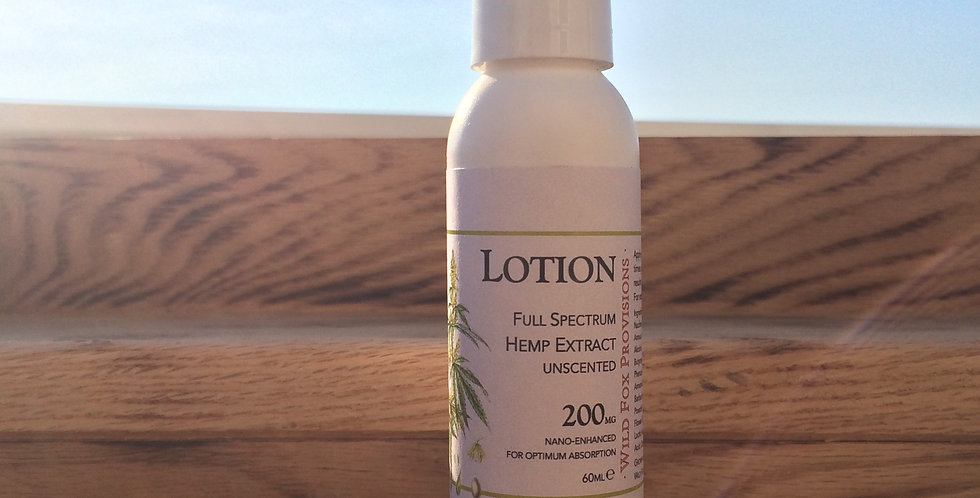 200mg Lotion, Unscented