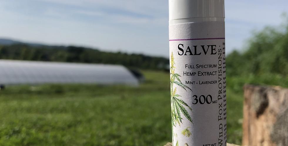 Case (10) 300 mg Salve, Mint Lavender