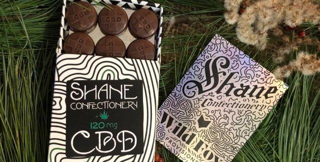 CBD Chocolate Drops