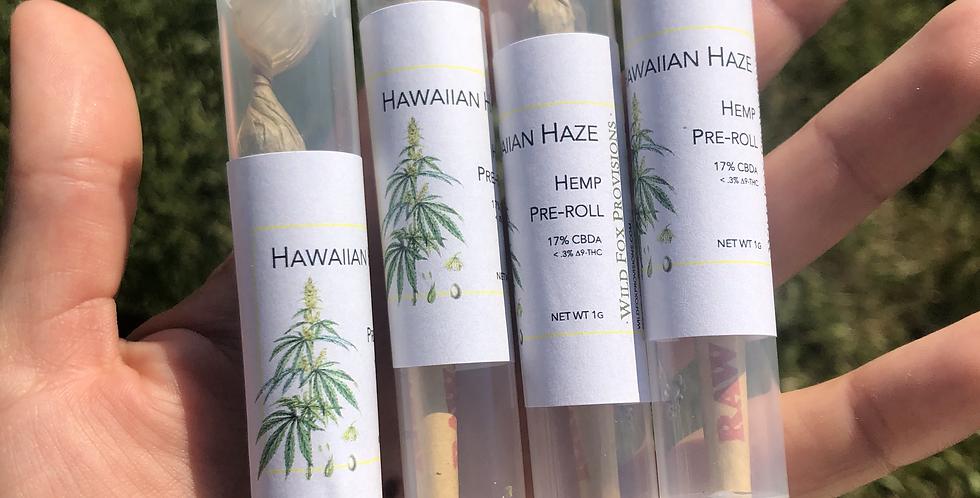 Hawaiian Haze Hemp Pre-rolls