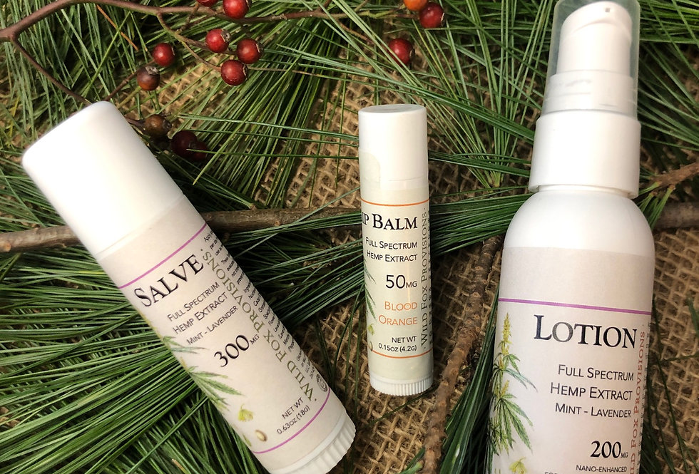 Winter Skin Saver Gift Pack