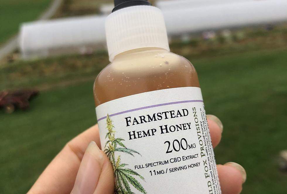 Case (10pc) Hemp Honey