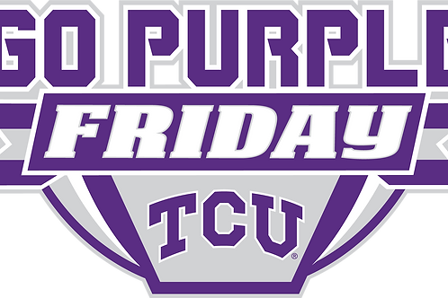 Go Purple Friday - Champions Level
