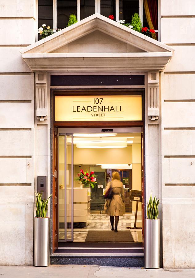 Bankside House, Leadenhall St, London