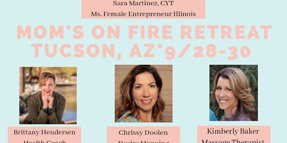 Mom's on Fire Retreat