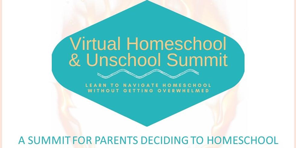 Virtual Homeschool & Unschool Summit
