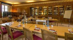 Salle de la bibliothèque