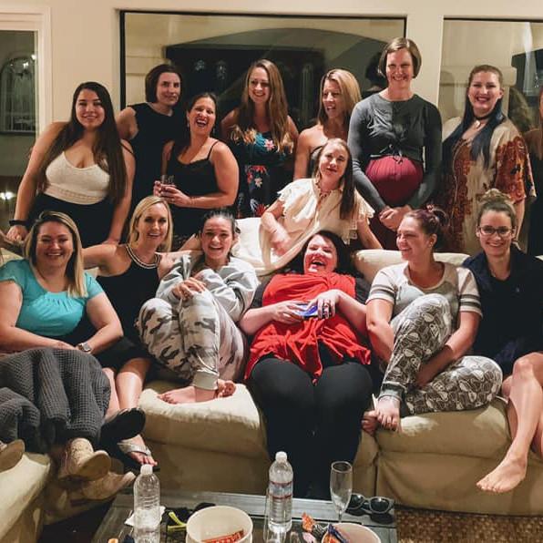 2nd Annual Luxury Ladies Retreat