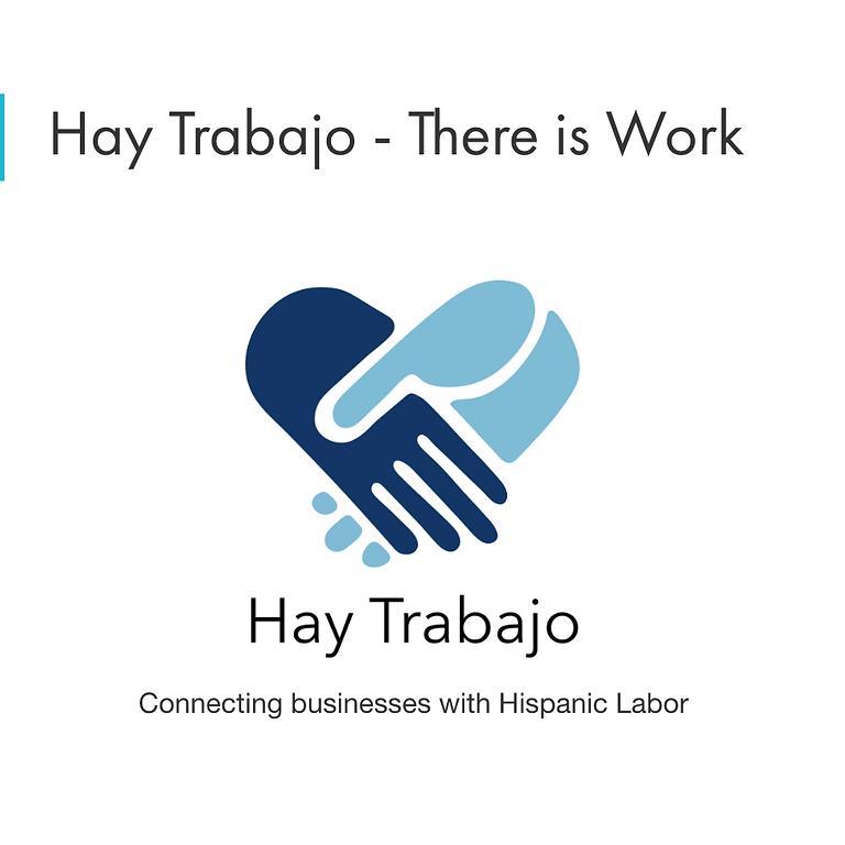 Hay Trabajo busca asistente bilingüe part-time remoto