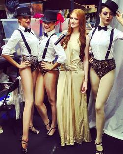 Cavalli - Burlesque Show