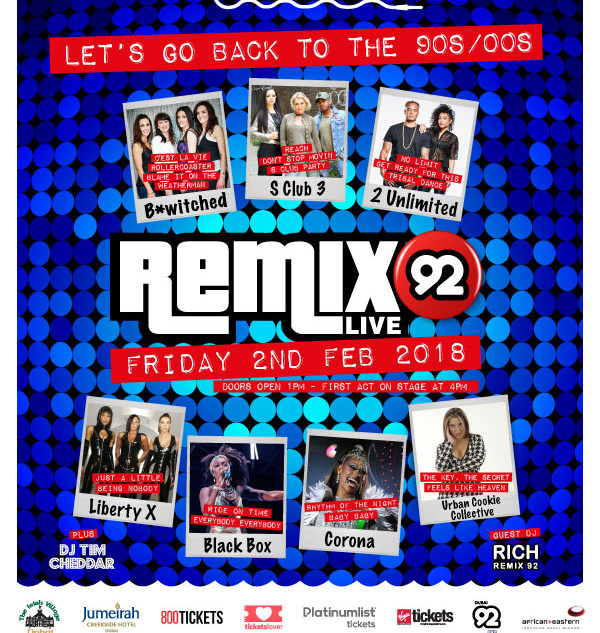 REMIX 92