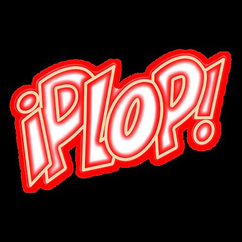 PLOP - 60X38CM -
