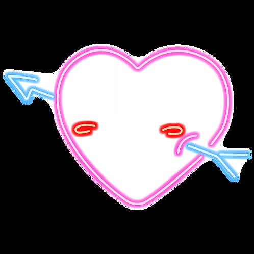 ARROWED HEART