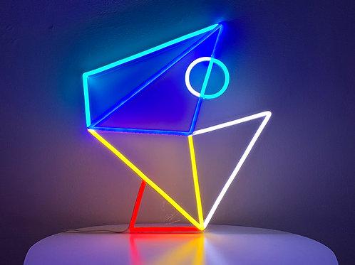 #4. By Francisco Davicino - 46x50cm -