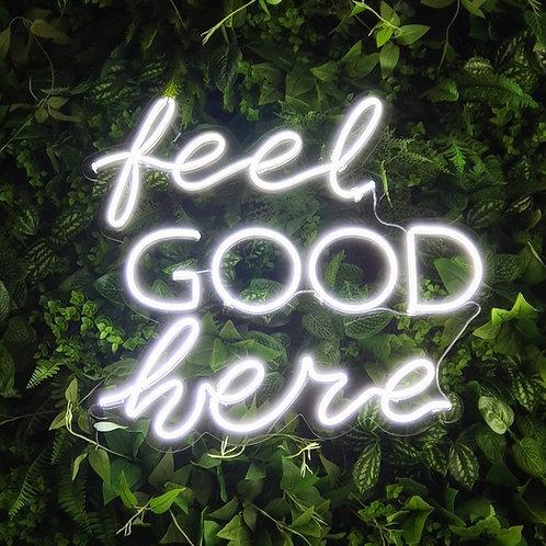 FEEL GOOD HERE