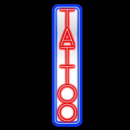 TATTOO VERTICAL SIMPLE