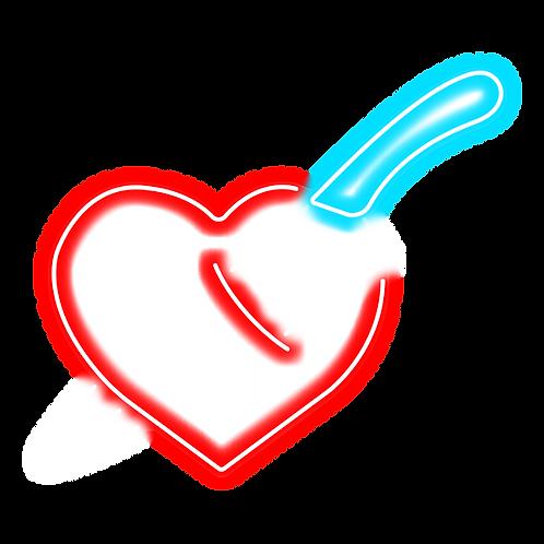 STAB IN HEART